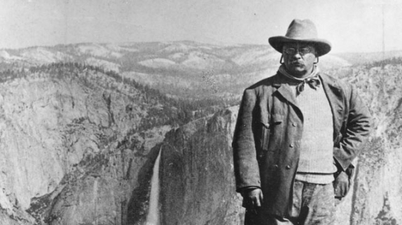 theodore roosevelt the great environmentalist essay Theodore roosevelt is the us president most associated is considered by some to be america's first environmentalist great white fleet.